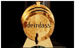 Logo - deinfass.ch